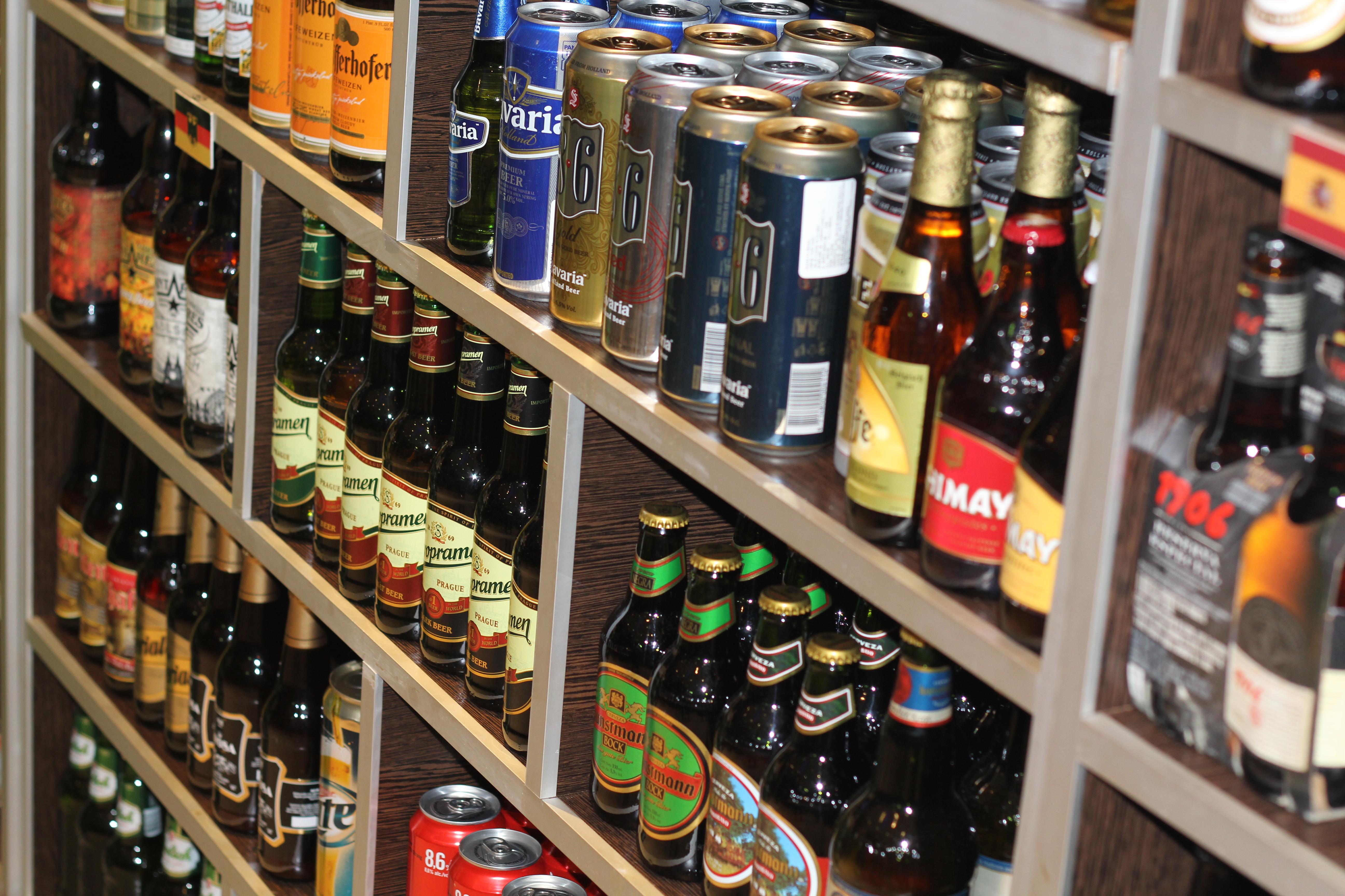 Código Cerveza: variedade de marcas argentinas e importadas