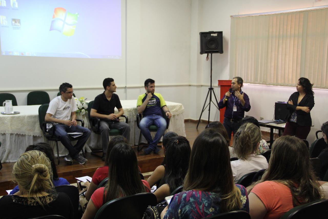 Participaram também Rodrigo Chibiaqui, do Complexo Turístico de Itaipu, e Wemerson Augusto, da Cataratas do Iguaçu.