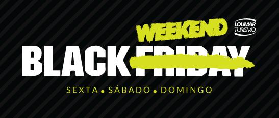Black Friday em Foz do Iguaçu