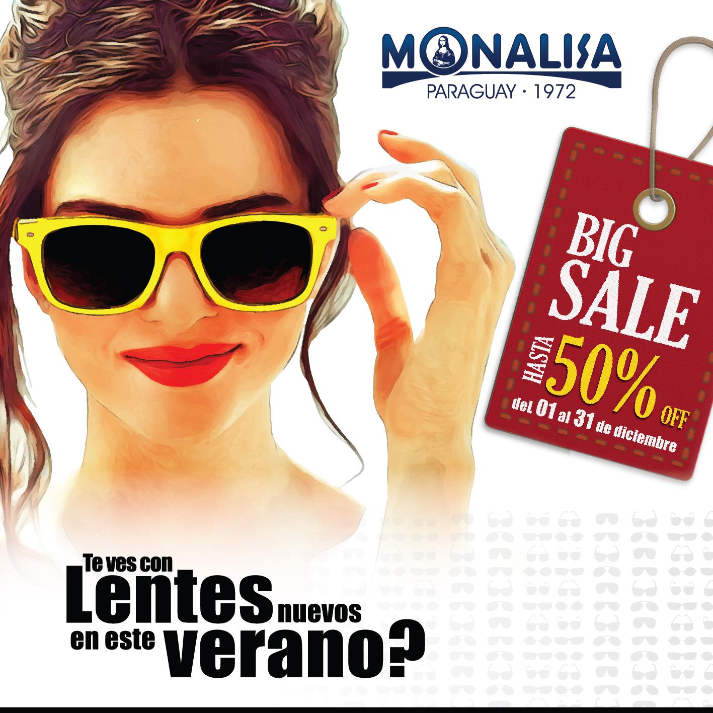 36fe5717e Monalisa realiza grande promoção em óculos de sol - Blog da Loumar