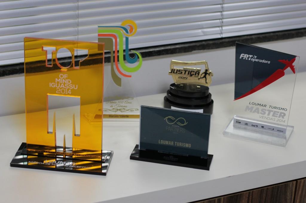 Prêmios Loumar Turismo Foz do Iguaçu