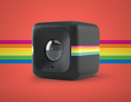 Polaroid Cube no Paraguai
