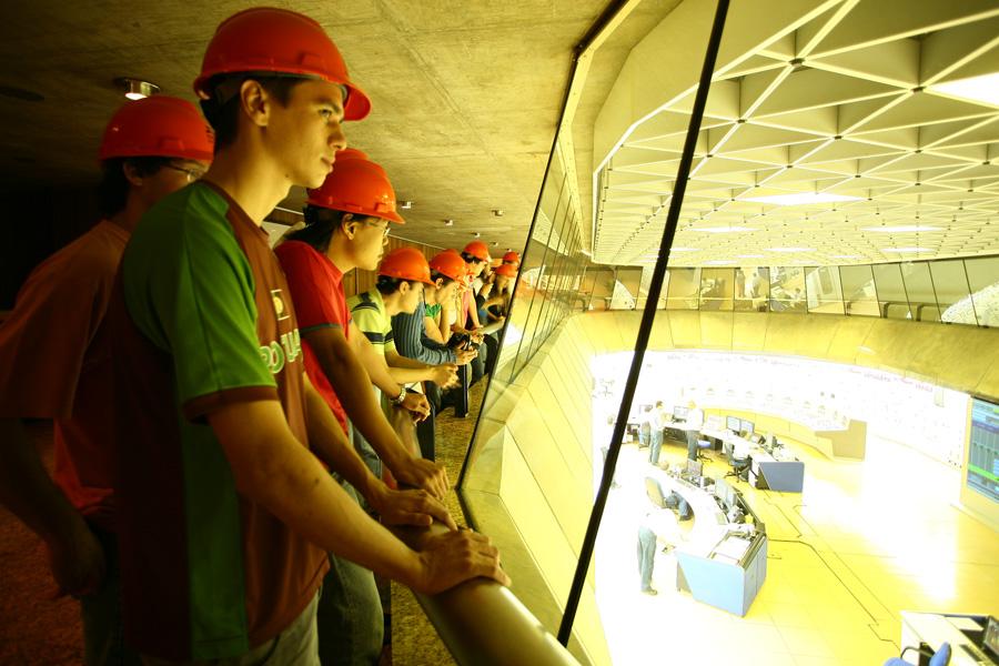 Turismo em Foz - Itaipu Binacional