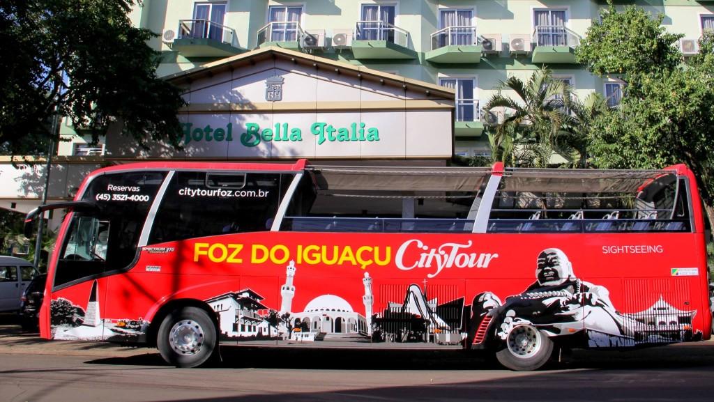 sightseeing foz do iguacu