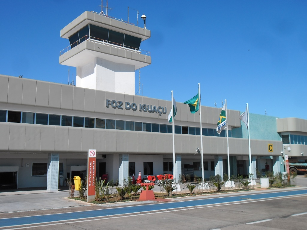 Aeroporto Foz do Iguaçu