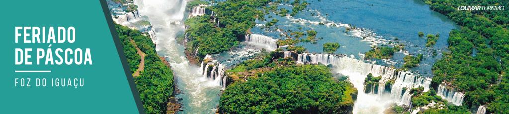 Pascoa em Foz do Iguaçu