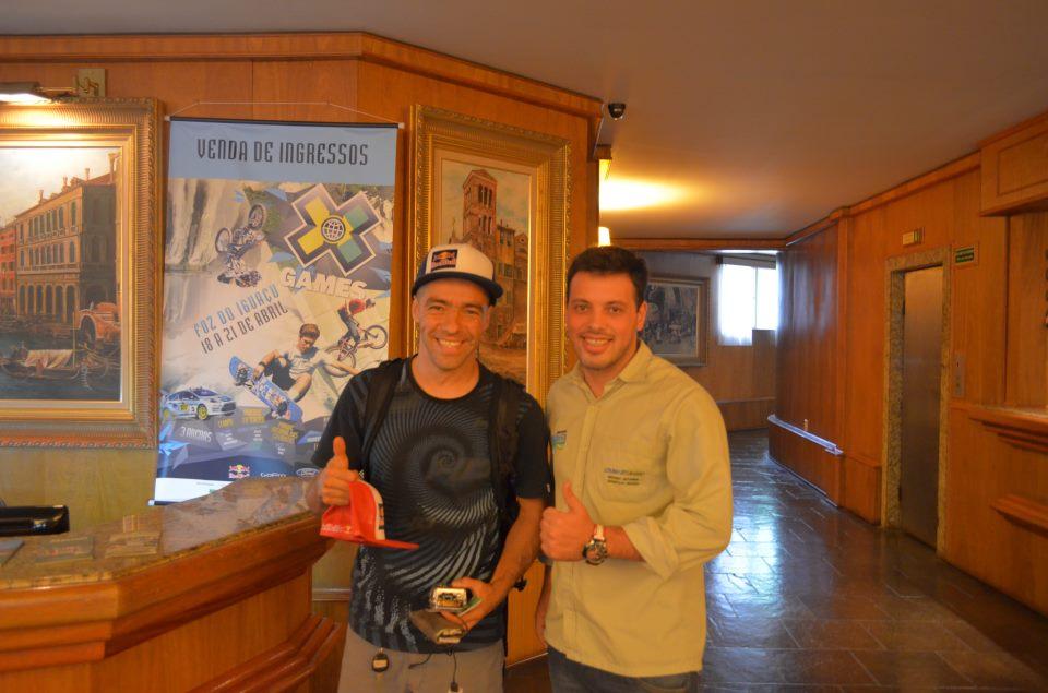 Sandro Dias na Loumar Turismo