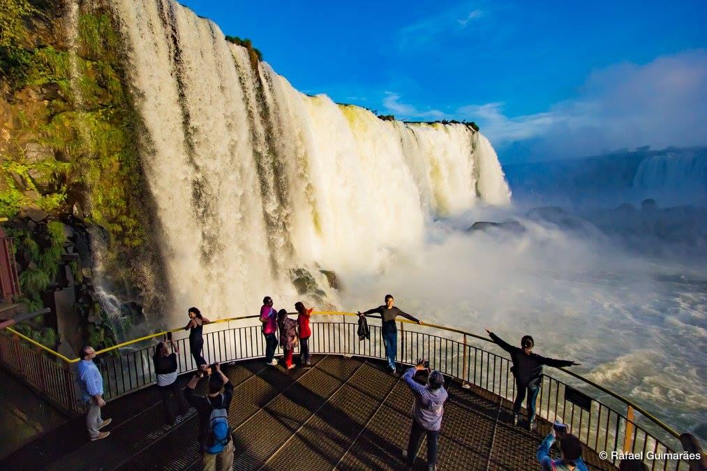 Cataratas do Iguaçu!