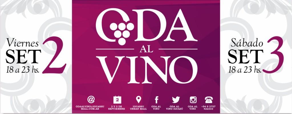 oda al vino