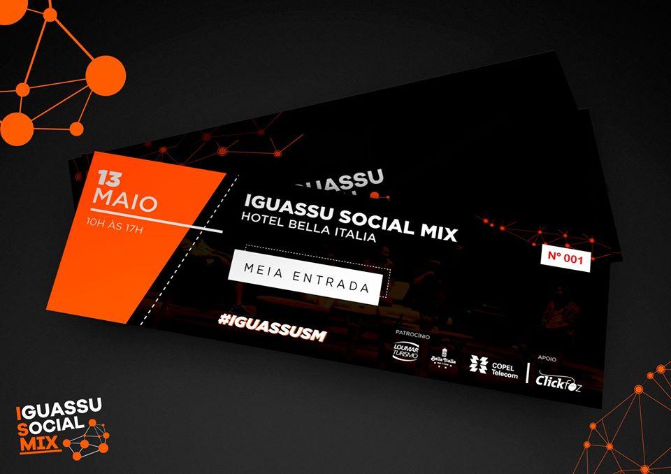 ingresso iguassu social mix