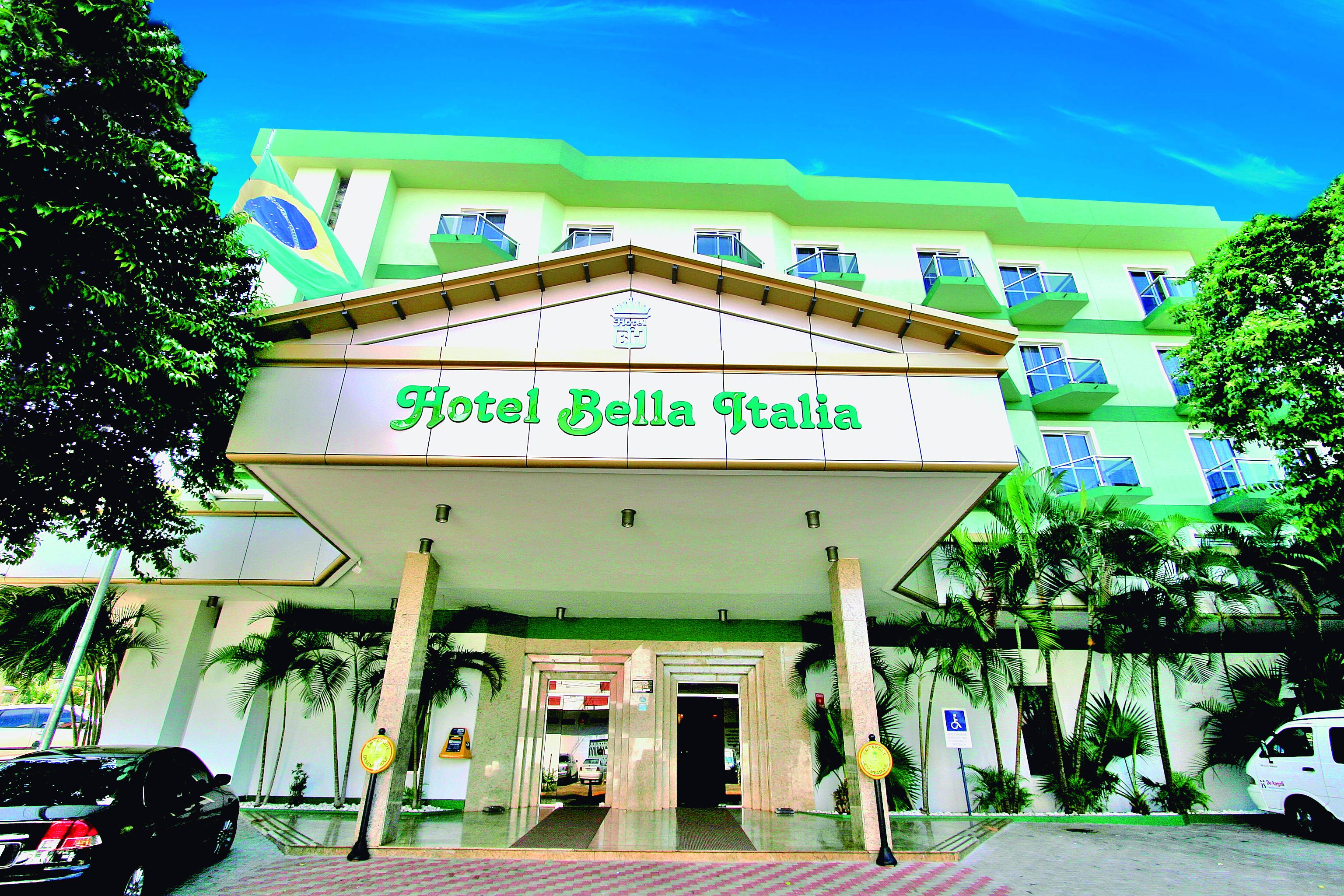 O Hotel Bella Italia é um dos lugares onde você pode encontrar agências de turismo em Foz do Iguaçu