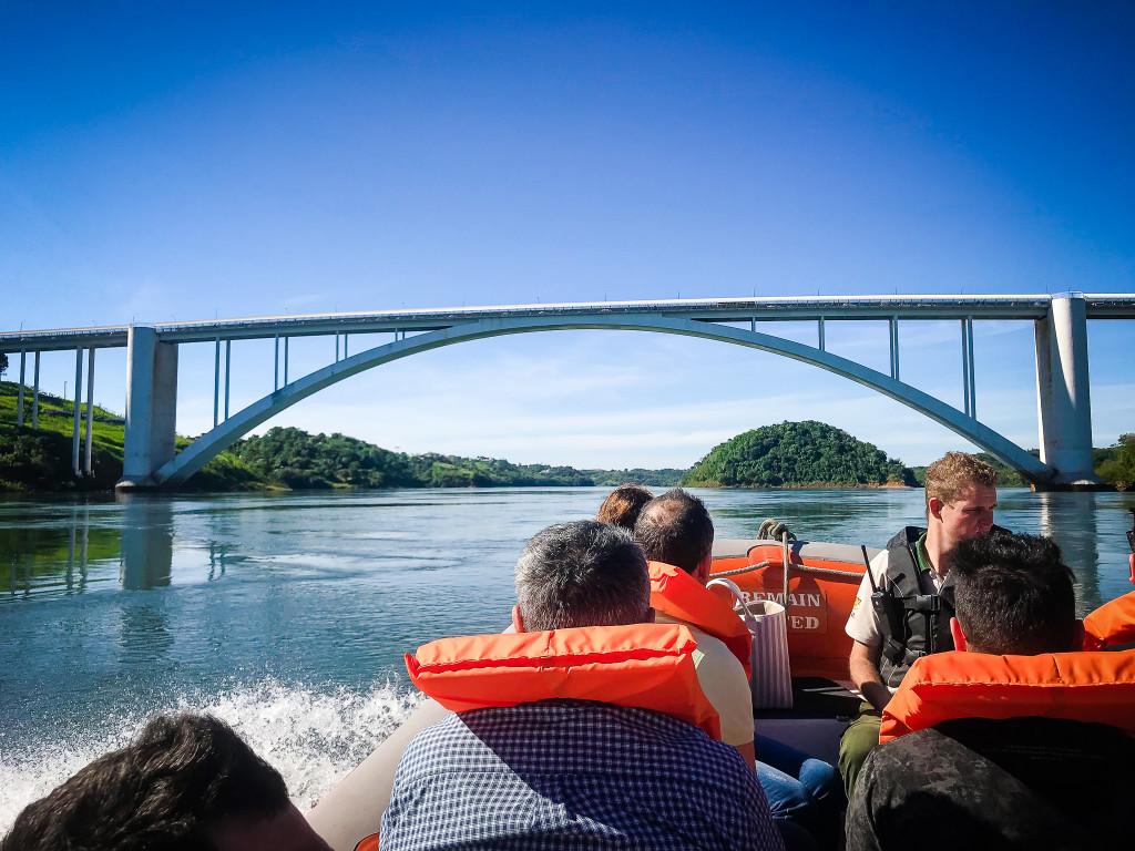 Passeio Iguaçu River Tour / Foto: Rafael Guimarães