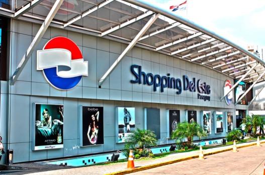 shopping del este no paraguai