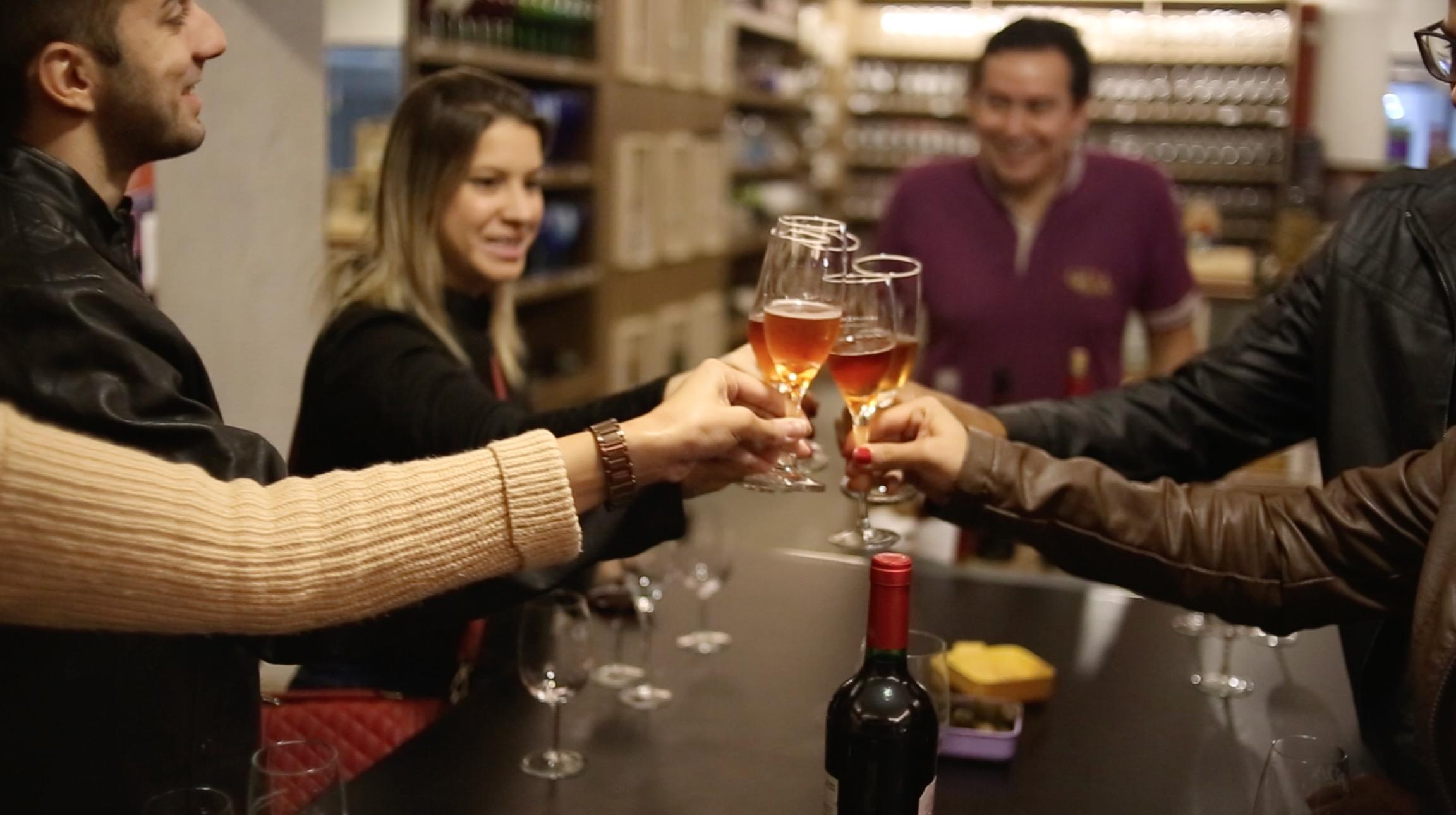 Gosta de vinhos? O Circuito Iguazu prepara boas surpresas para você.