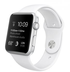 Apple Watch no Paraguai