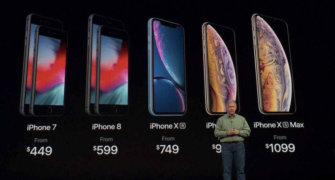 Confira o preço de venda dos novos aparelhos da Apple nos Estados Unidos