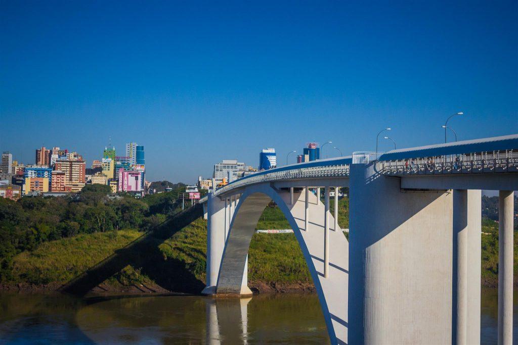 Ponte da Amizade | Foto: Rafael Guimarães