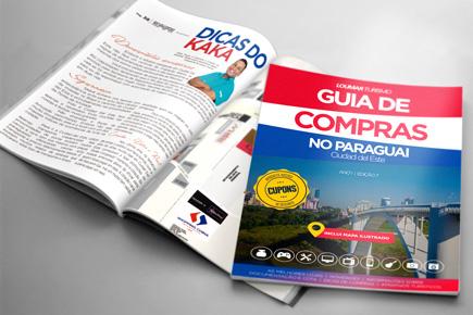 Baixe nosso Guia de Compras no Paraguai e tenha acesso as melhores lojas de Ciudad del Este