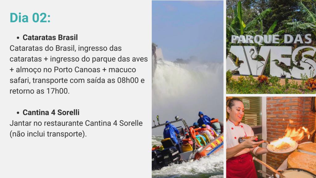 Dica de Roteiro em Foz do Iguaçu: Conhecer as Cataratas do Iguaçu é obrigatório em qualquer roteiro.