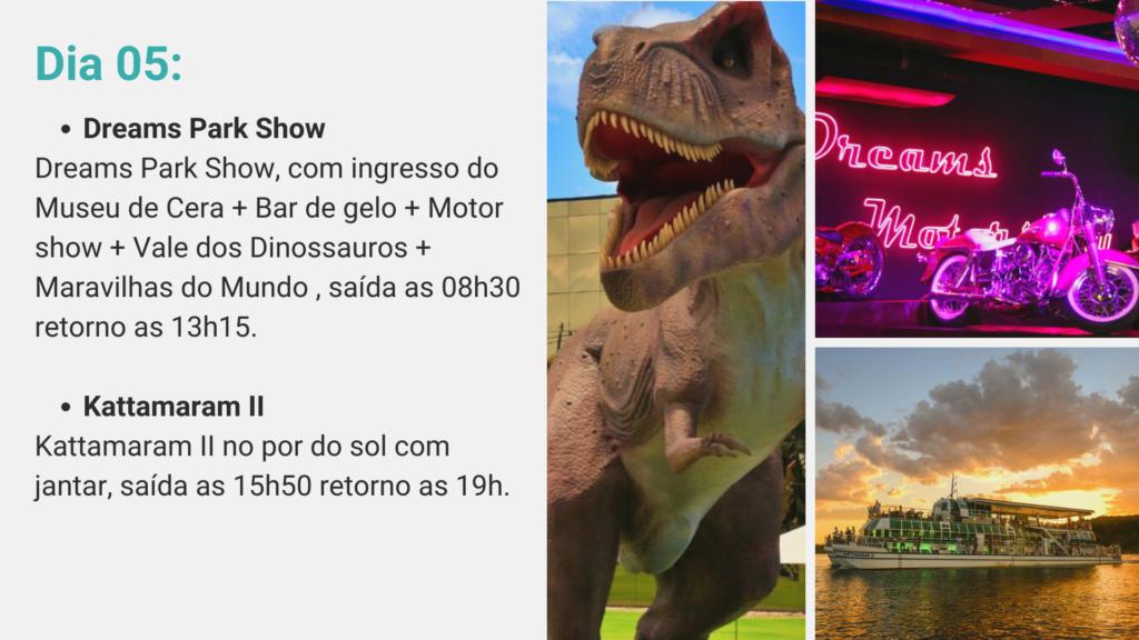 Dica de Roteiro em Foz do Iguaçu: Separe um dia para conhecer os novos atrativos da cidade.