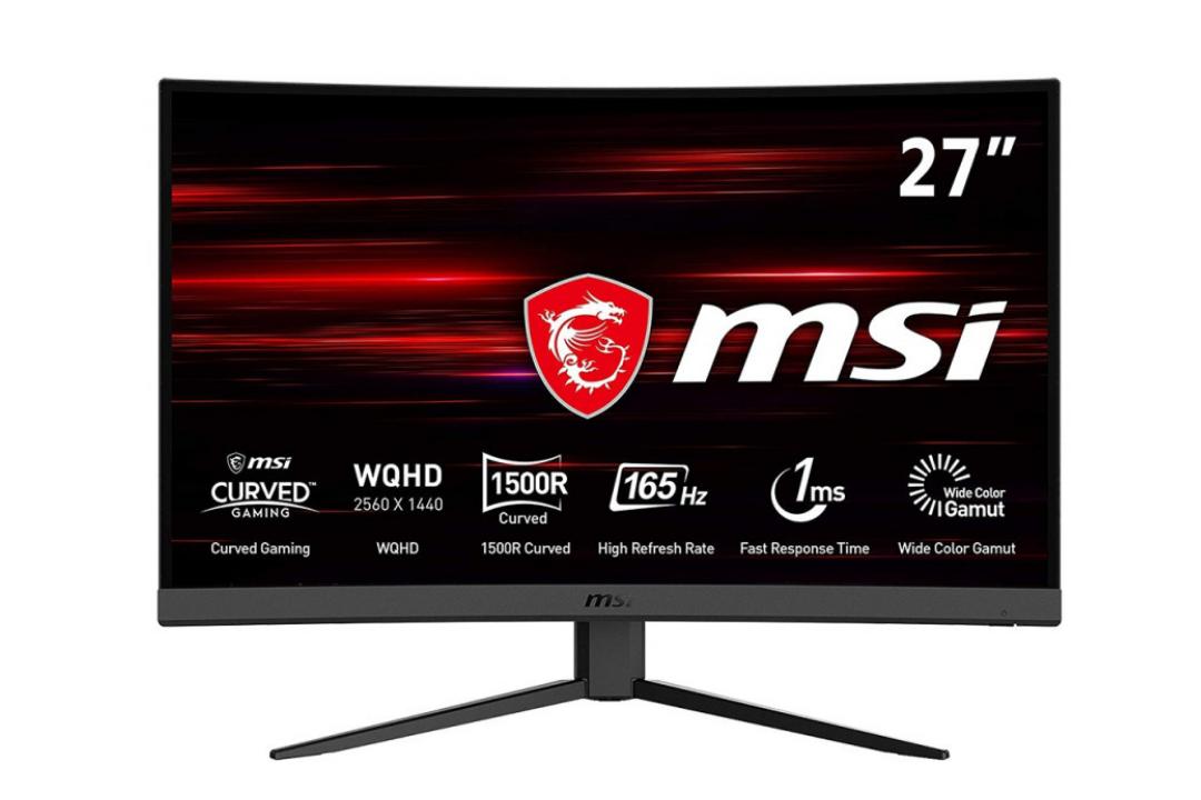 Monitor MSI Optix G27CQ4 Gaming