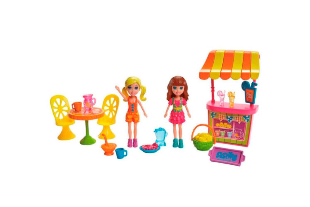 Opção para o Dia das Crianças - Polly Pocket