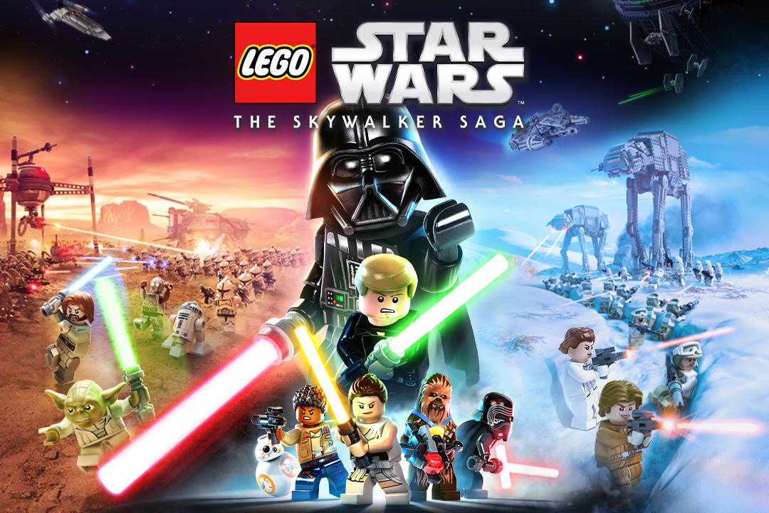 Brinquedos Lego de franquias de filmes e séries
