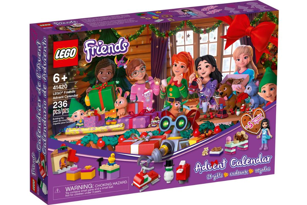 Linha Lego Friends